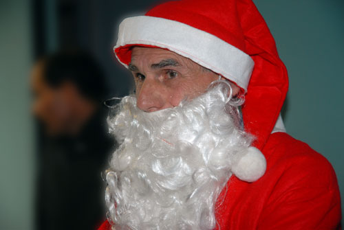 Il Nonno vigile - Babbo Natale